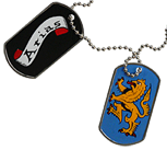 Dog Tag Coat-of-Arms