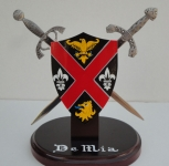 Letter Opener with Coat-of-Arms