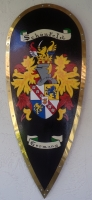 CONQUEST BATTLE SHIELD